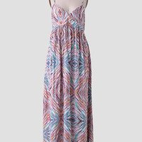Under The Sunshine Maxi Dress By Tulle