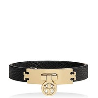 TURNLOCK LEATHER BRACELET