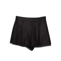 Embossed Layer Shorts