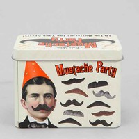 Assorted Mustache Party Box - Urban Outfitters