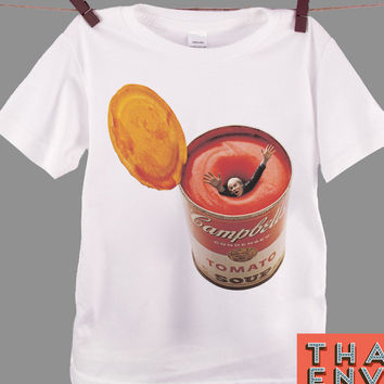 Andy Warhol Kids T Shirt - Visual Art Pop Art Music clothes