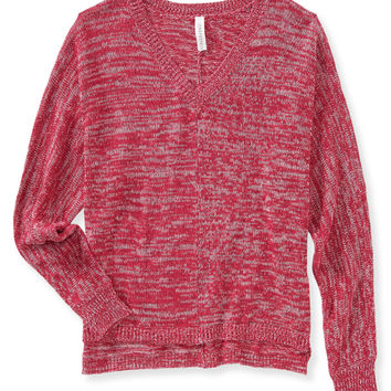 Dolman V-Neck Sweater