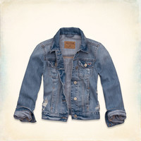 Aliso Creek Denim Jacket