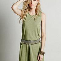Free People Womens Lalelei Tunic - Olive,