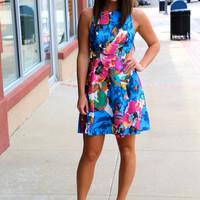 Floral Kisses {Dress}