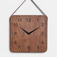 4040 Locust Industrial Wall Clock