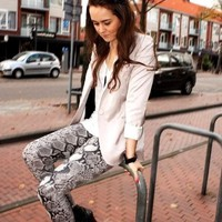 Aliexpress.com : Buy Free shipping New sale! I Q shop/ legging ber*hka bsk leggings/snake pants!pencil jean from Reliable pants suppliers on ANNE  NEW SOUL