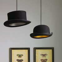 Jeeves & Wooster's Pendant Lights
