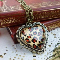Wild Heart Long Necklace