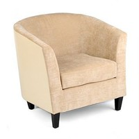 Kirkland's: Tan Tub Chair