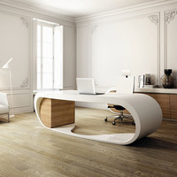 Babini Office - executive office - goggle desk