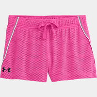 Girls' UA Front Runner Shorts