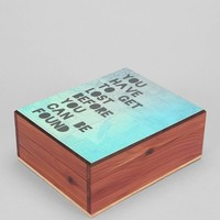 Magical Thinking Wooden Stash Box - Urban Outfitters