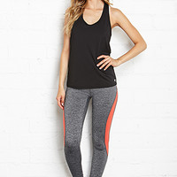 FOREVER 21 Wrapped Racerback Cardio Tank