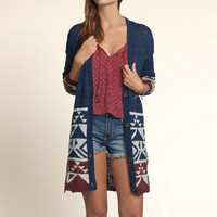 Spring Valley Boyfriend Cardigan
