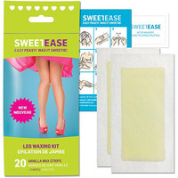 Leg Waxing Kit 20ct