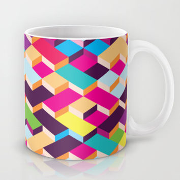Shapes Mug by Ornaart