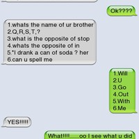 Will u go out with me - - Autocorrect Fails and Funny Text Messages - SmartphOWNED