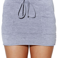 Papaya Clothing Online :: ESSENTIAL COTTON SHORT SKIRT