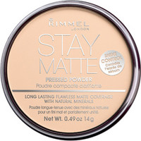 Walmart: Rimmel Stay Matte Pressed Powder, Buff Beige