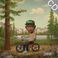Tyler, the Creator - Wolf Deluxe Edition (CD) – Odd Future