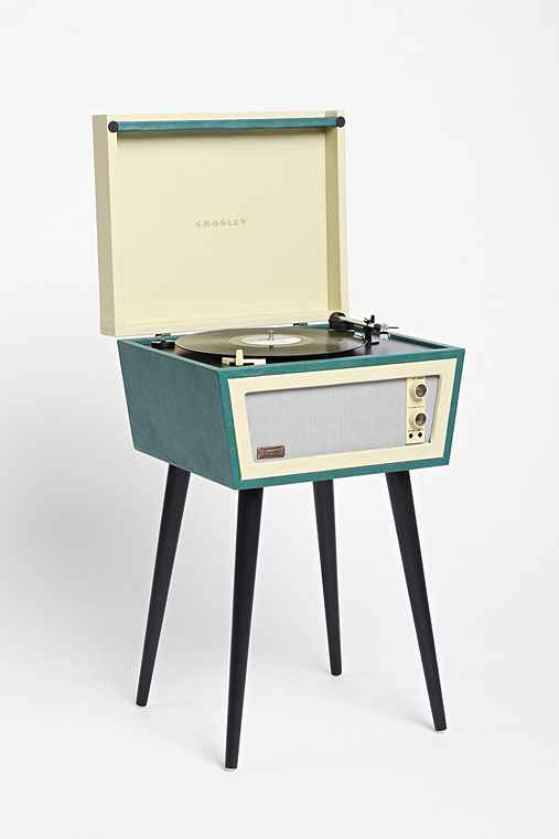 Crosley x uo sterling vinyl record from urban outfitters - Tourne disque urban outfitters ...