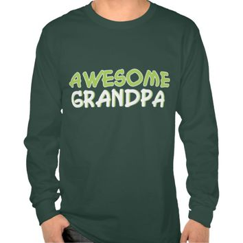 AWESOME GRANDPA Tee