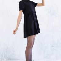BDG Babydoll Shirtdress - Urban Outfitters
