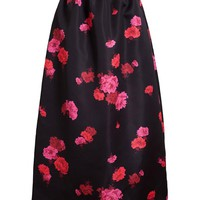 No21 | Floral Print Midi Skirt | Browns fashion & designer clothes & clothing