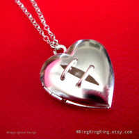 You mended my heart thank you Sterling silver by RingRingRing