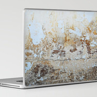 Grunge Wall Laptop & iPad Skin by CosmosDesignz | Society6