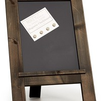 Mikeylin's Magnetic Chalkboard Counter Easel