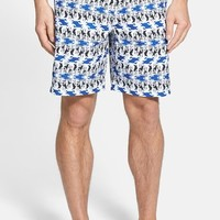 Surfside Supply 'Tropical - Kyle' Quick Dry Stretch Board Shorts (Online Only)