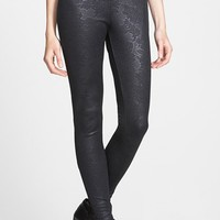 BP. Floral Embossed Leggings (Juniors) (Online Only)
