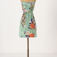 Verdant Slip Dress-Anthropologie.com