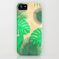 beauty garden iPhone & iPod Case by Grace