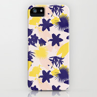 tropical love iPhone & iPod Case by Grace