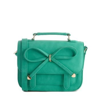 ASOS Bow Satchel Bag