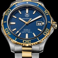 TAG Heuer Diving Watch - Aquaracer 500m Calibre 5 Automatic