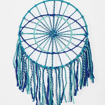Magical Thinking Eye Dreamcatcher- Blue One