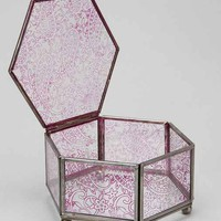 Plum & Bow Printed Glass Jewelry Box - Urban Outfitters