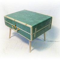Vintage Suitcase COFFEE TABLE Vintage Lovers 