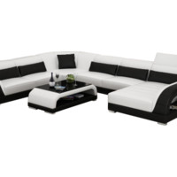 Viper Sectional Sofa by Scene Furniture - Opulentitems.com