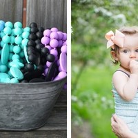 Silicone Teething Necklaces