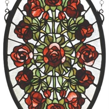 Oval Rose Garden Window Windows