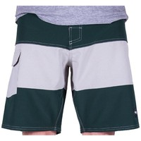 Coalatree Organics Farmer Stripes Boardshorts