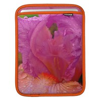 Iris Beauty iPad Sleeve Vertical
