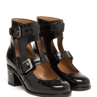 LAURENCE DACADE | Erwin Leather Buckle Boot | Browns fashion & designer clothes & clothing
