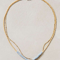 Double Vale Necklace