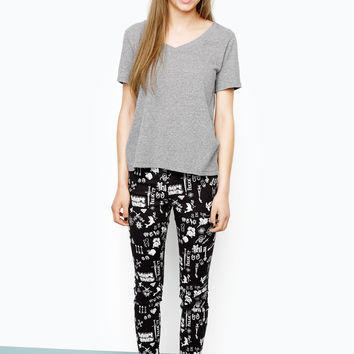 Ellen trousers | Walk on the wild side | Monki.com